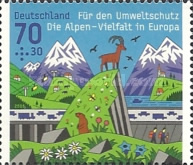 [For the Environment - The Alps, Typ DEQ]
