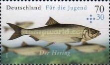 [Youth Philately - Indigenous Saltwater Fish, Typ DEY]