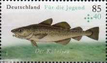 [Youth Philately - Indigenous Saltwater Fish, Typ DEZ]
