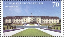 [Castles of Germany - Ludwigsburg, type DFX]