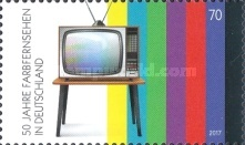 [The 50th Anniversary of Color Television, Typ DHE]