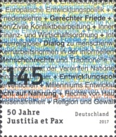 [The 50th Anniversary of the Justitia et Pax - German Commission for Justice and Peace, type DHN]