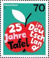 [The 25th Anniversary of Tafel - German Federation of Food Pantries, type DID]