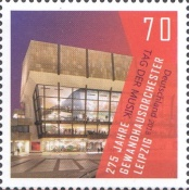 [Day of Music - The 275th Anniversary of the Leipzig Gewandhaus Orchestra, type DIV]