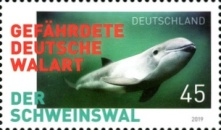 [Endangered Animals - Harbor Porpoises, type DKH]