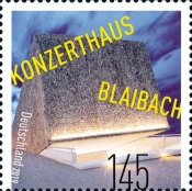 [The 5th Anniversary of Concert Hall Blaibach, type DKS]