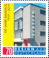 [The 100th Anniversary of Bauhaus, type DKT]