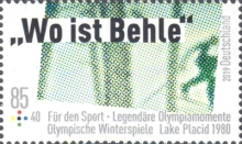 [Charity Stamps - Legendary Olympic Moments, type DLA]