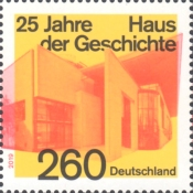[The 25th Anniversary of the House of History, type DLG]