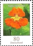 [Definitives - Flowers, type DLI]