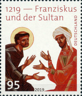 [The 700th Anniversary of St. Francis' Dialogue with the Sultan, Typ DMA]