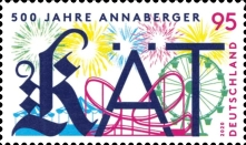 [The 500th Anniversary of the Annaberger Folk Festival, Typ DNJ]