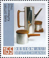 [Coffee Service by Karl Dittert, 1915-2013, Typ DOC]