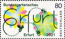 [Federal Horticultural Show - Erfurt, Germany, type DPC]