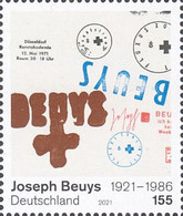 [The 100th Anniversary of the Birth of Joseph Beuys, 1921-1986, Typ DPJ]