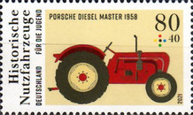 [Historic Commercial Vehicles, type DPR]