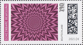 [Optical Illusions - Apparent Movement, type DPX]