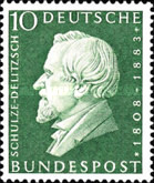 [The 150th Anniversary of the Birth of Herman Schulze-Delitzsch, type EB]