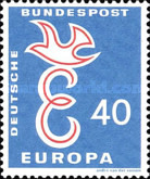[EUROPA Stamps, type EC1]