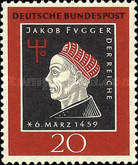 [The 500th Anniversary of the Birth of Jakob Fugger, 1459-1525, Typ EJ]