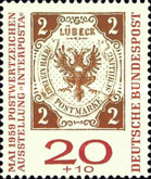 [Stamp Exhibition INTERPOSTA, Typ EN1]