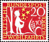[Charity Stamps - Fairytales, Typ EZ]