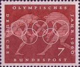 [Olympic Games - Rome, type FF]