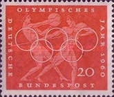 [Olympic Games - Rome, type FH]