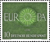 [EUROPA Stamps, type FK]