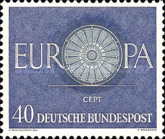 [EUROPA Stamps, type FK2]