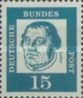 [Famous Germans - Fluorescent Paper, type FX]