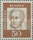 [Famous Germans - Fluorescent Paper, type GC]