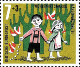 [Charity Stamps, type GO]