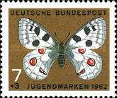 [Charity Stamps - Butterflies, type GV]