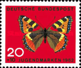 [Charity Stamps - Butterflies, type GX]