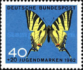 [Charity Stamps - Butterflies, type GY]