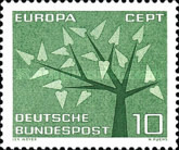 [EUROPA Stamps, Typ HC]