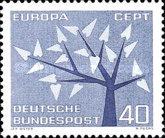 [EUROPA Stamps, Typ HC1]
