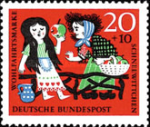 [Charity Stamps - Snow White, Typ HF]