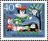 [Charity Stamps - Snow White, type HG]