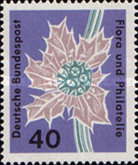 [Flora and Philately, Typ HN]