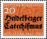 [The 400th Anniversary of the Heidelberger Katechismus, Typ HO]