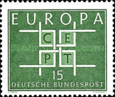 [EUROPA Stamps, Typ HY]