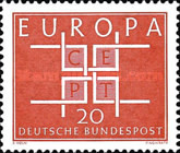 [EUROPA Stamps, Typ HY1]
