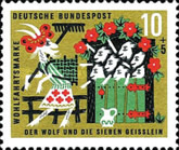 [Charity Stamps - Fairy Tales, Typ HZ]