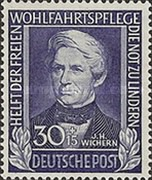 [Charity Stamps, type I]