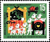 [Charity Stamps - Fairy Tales, Typ IA]