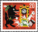 [Charity Stamps - Fairy Tales, Typ IB]