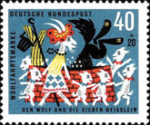 [Charity Stamps - Fairy Tales, Typ IC]