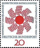 [The 80th Anniversary of the German Day of Catholism, Typ JI]